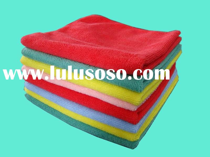 microfiber auto cleaning cloth (microfiber cleaning cloth,microfiber car cleaning cloth)