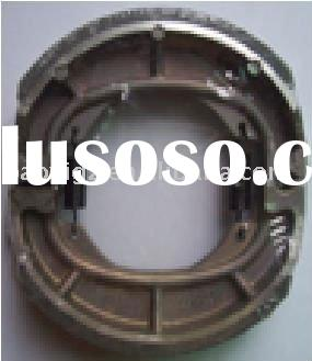 motorcycle parts/AN125 motorcycle brake shoe for the model of SUZUKI/motorcycle spare parts