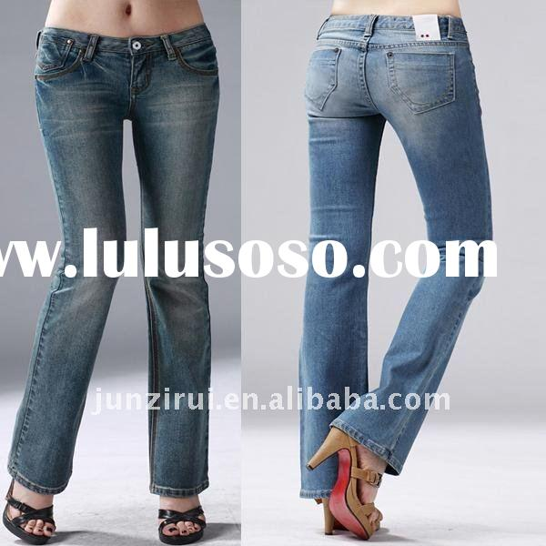 name brand jeans wholesale for lady