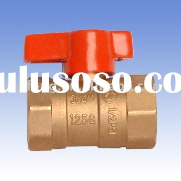 natural gas valves
