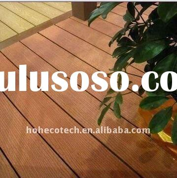 new MATERIAL DECORATE decking WPC wood plastic composite decking/flooring