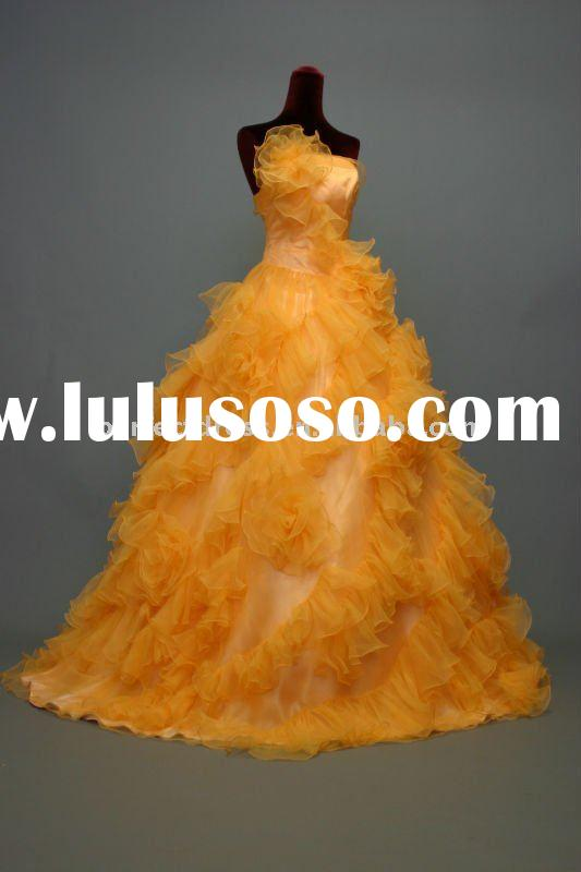 new model ball gown prom dresses 2011 RPR0071