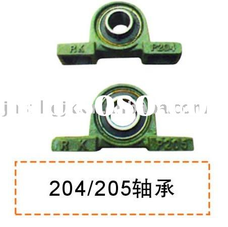pillow block bearing---P204/P205