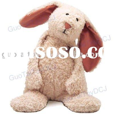 plush bunny toy/stuffed bunny toy/soft bunny toy