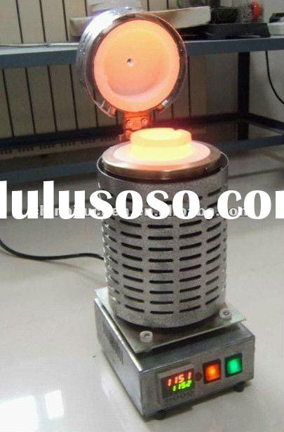 portable high temperature electric melting furnace