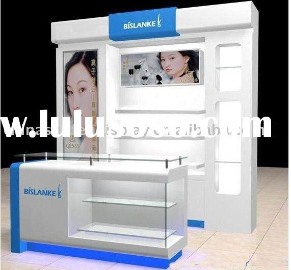 profession cosmetic display counter