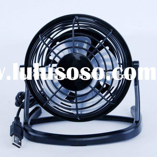 promotional usb mini fan usb mini desk fan plastic fan