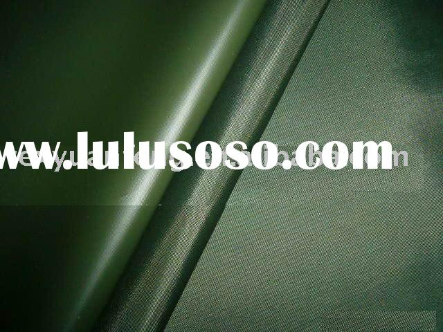 pvc coated waterproof material/bag lining fabric/tent fabric