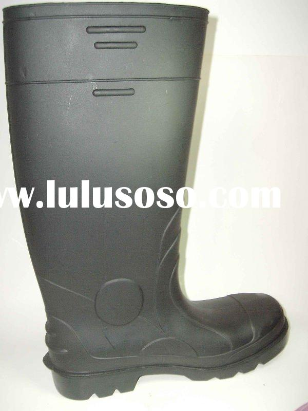 pvc safety shoes,rain boots,industrial steel toe safety bootsABP1-5064
