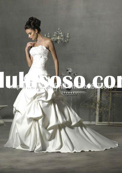royal princess wedding dress 2011 guangzhou wedding dress