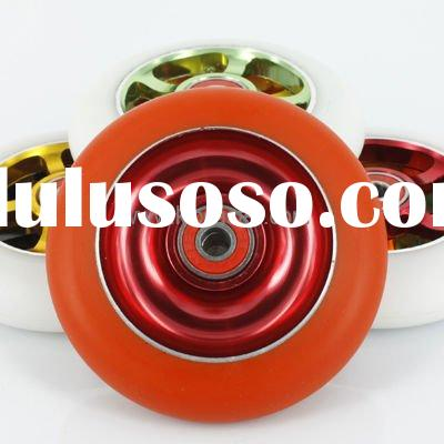scooter wheels metal core