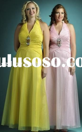 sell 2010 new style plus size evening dress TY3114