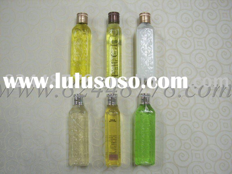 shampoo,bath gel,body lotion,pvc bottle,pet bottle