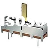 slide potentiometer(push type potentiometer,potentiometer)