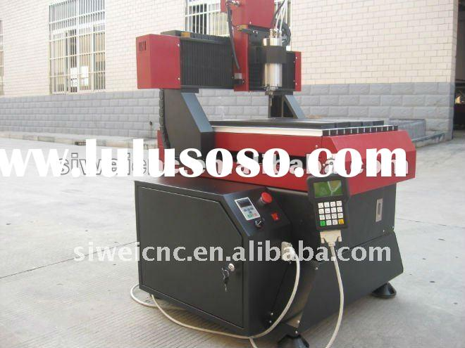 small CNC metal engraving machine 500x400mm