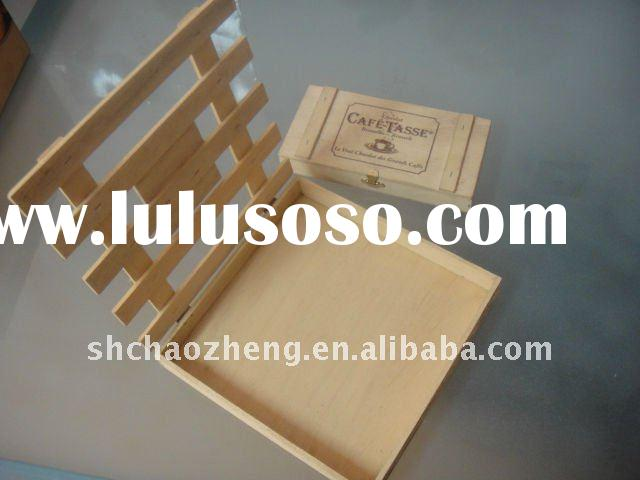 small gift wooden boxes