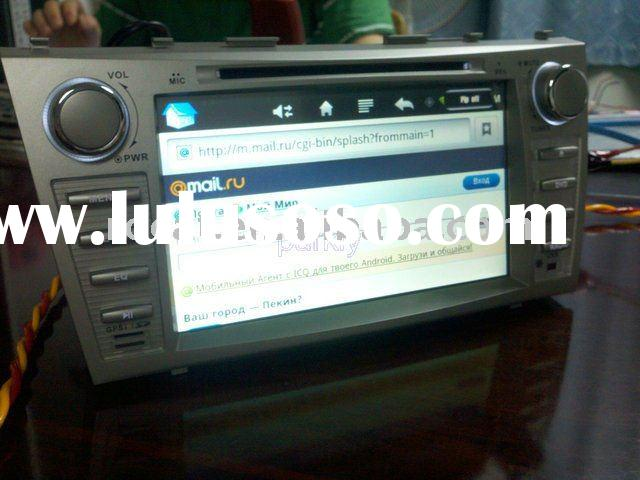 special double din android car pc/dvd with bluetooth radio gps aux