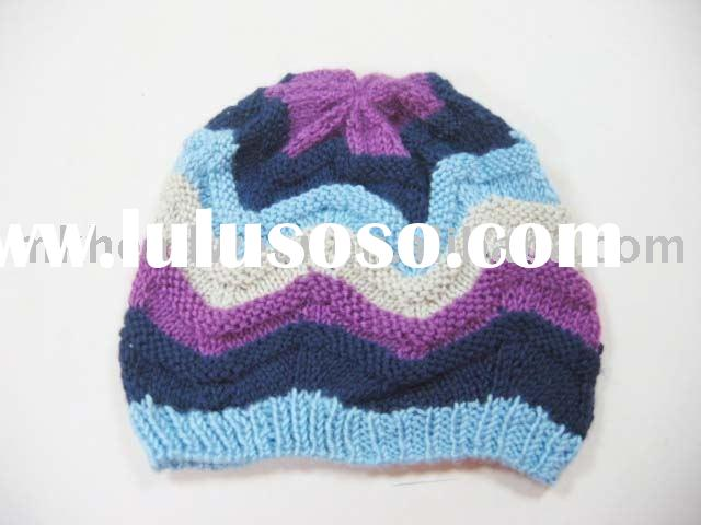 special knitting pattern hat