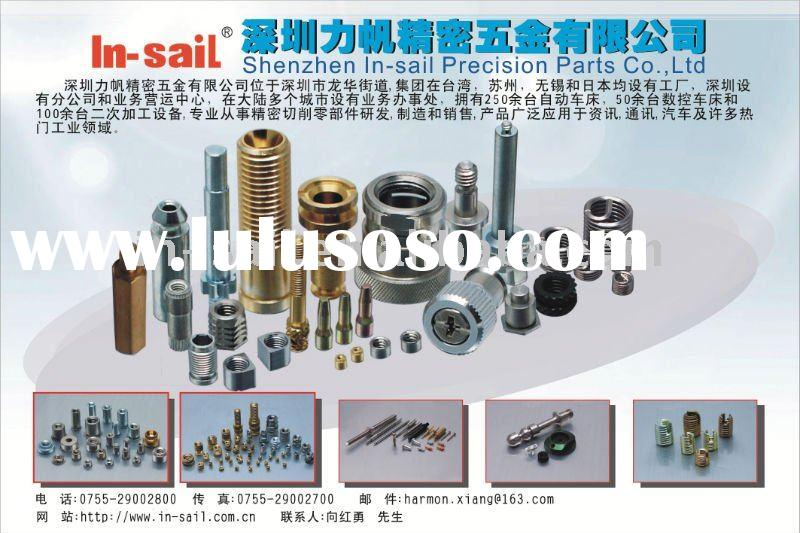 stainless steel standoff fastener,Fasteners for sheet metal,aluminum round,pipe fittings,
