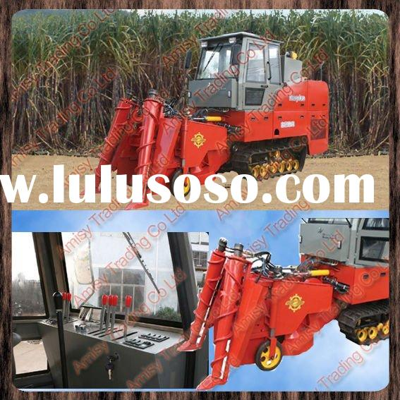 sugarcane cutting machine/grain combine harvest machine/sugarcane harvest machine/
