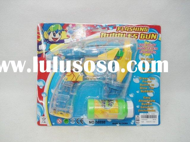 summer toys bubble gun bubble game bubble-bubble Plastic Toys