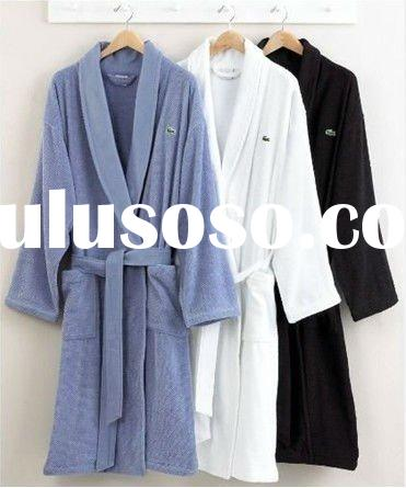 terry bathrobe hotel bathrobe sauna bathrobe luxury hotel bathrobe hotel robe