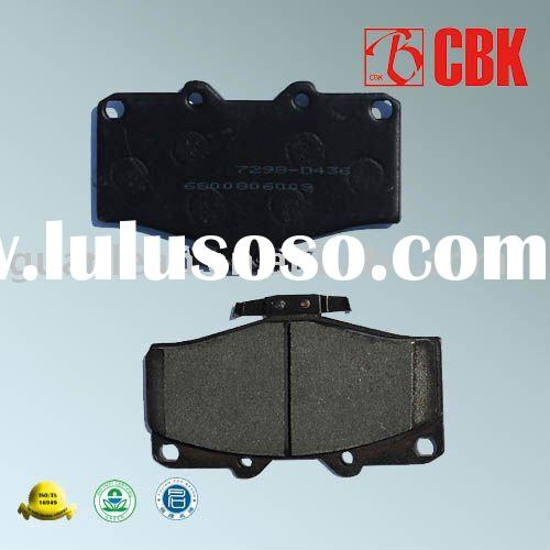 toyota hilux brake pad, disc brake parts, toyota parts suppliers