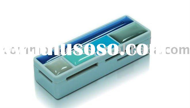 usb 2.0 mini all in one card reader, USB all in 1 card reader writer driver, multi slots mini card r
