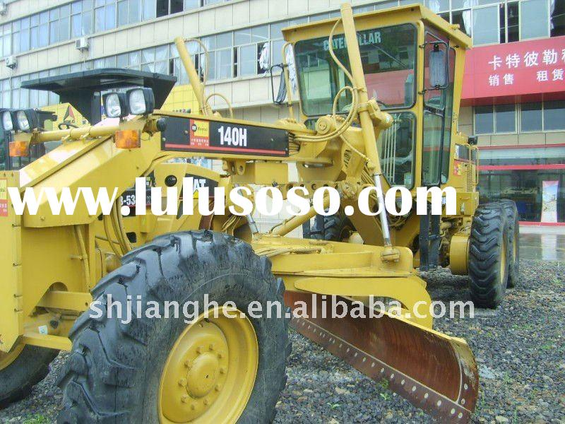 used Cat motor grader 140 for sale (mobile phone: 0086-15855766817)