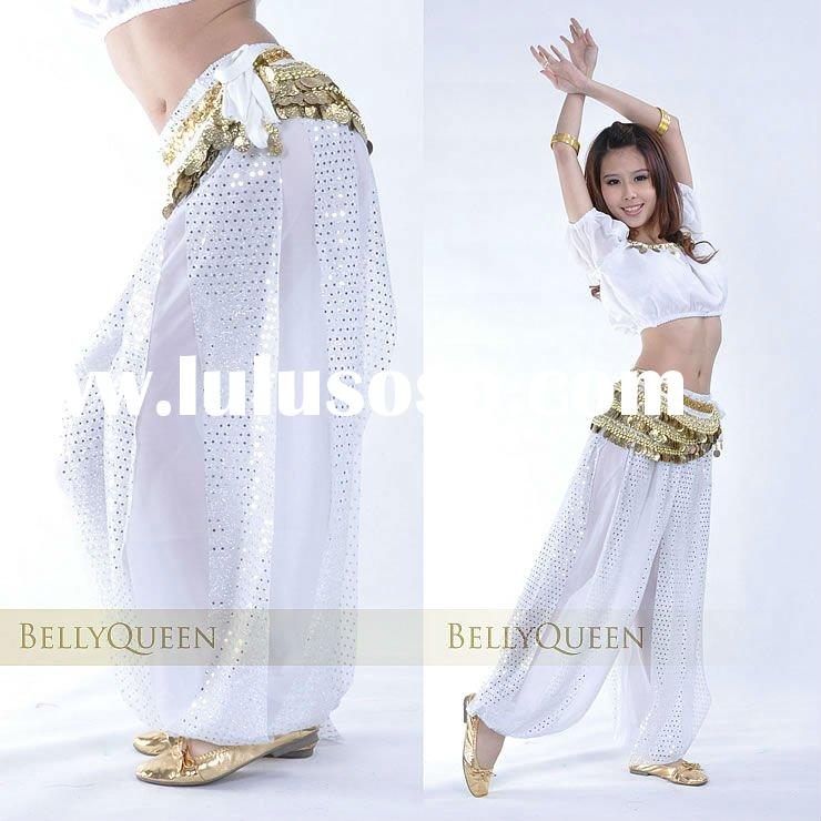 white belly dance pants,belly dancing, bellydance, dance costumes, belly dancer, dance dress, arabic