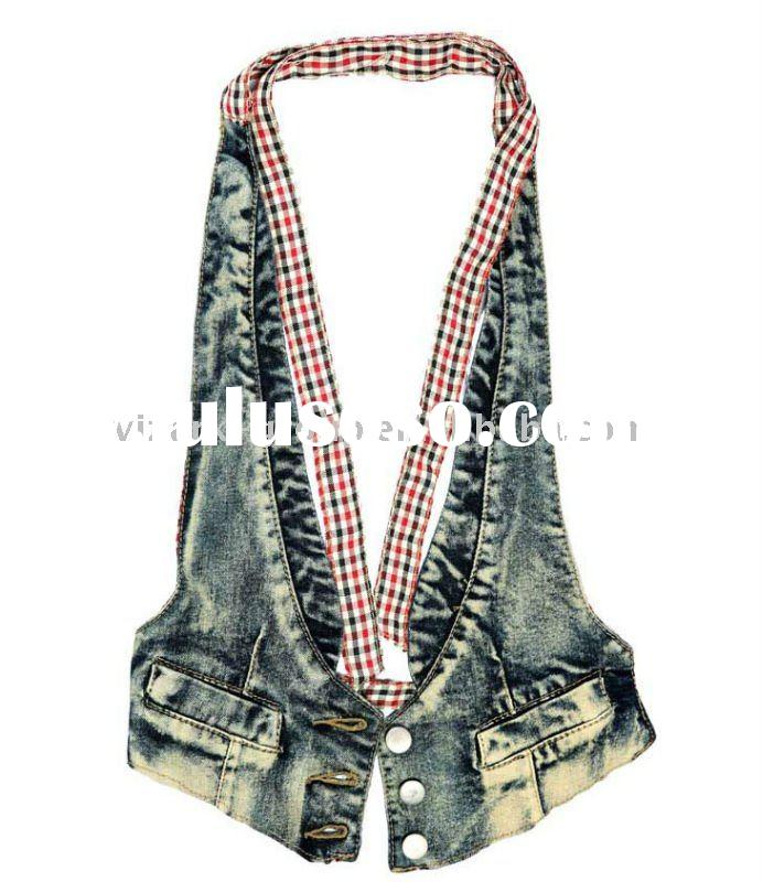 2012 new arrival wind cool casual Jackets vest fashion women vest Promotion
