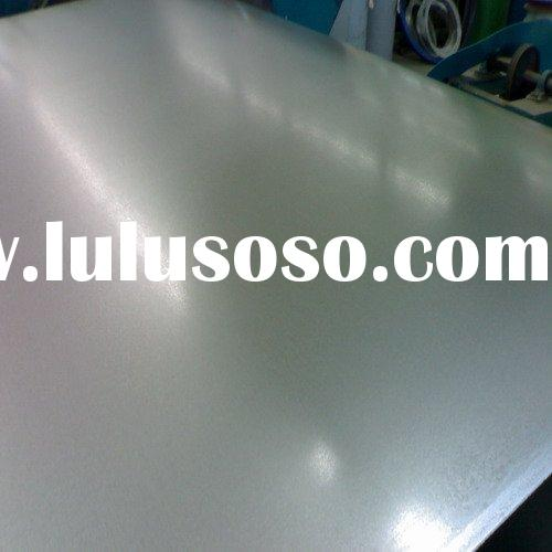 zero spangle hot dipped galvanized steel sheets in coil