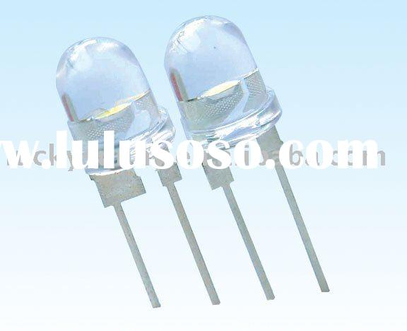 0.5W high power led,8mm dip led,8mm diodes array,0.5W 8mm dip led series