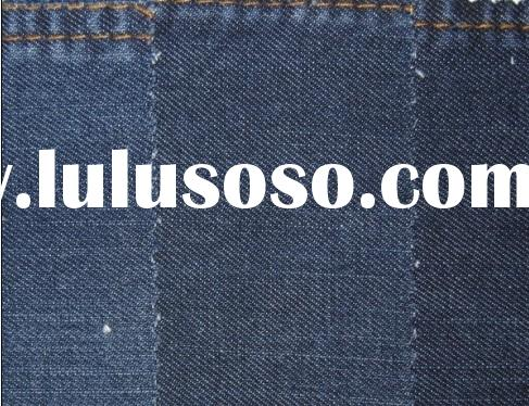 100% cotton denim/jeans fabric