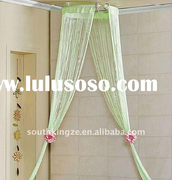 100x200cm Sequins String curtains stripe curtains