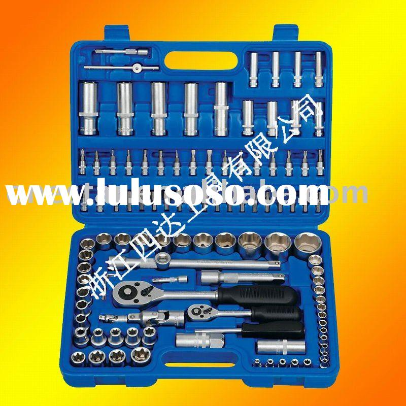 "108pcs Socket Set(1/4""&1/2"")"