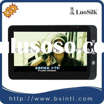 "10.2""Dual system tablet PC Win7 / Android 2.2 Capacitive touch screen /1G DDR/16G SSD /Bluetoot"