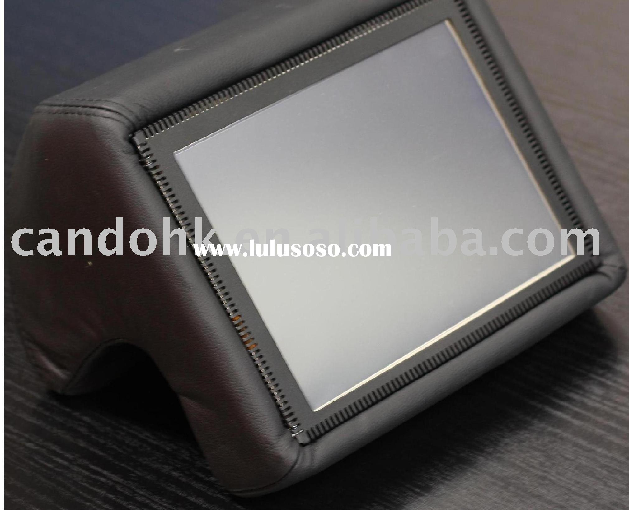 10.4 inch grade A car headrest LCD monitor with touch screen