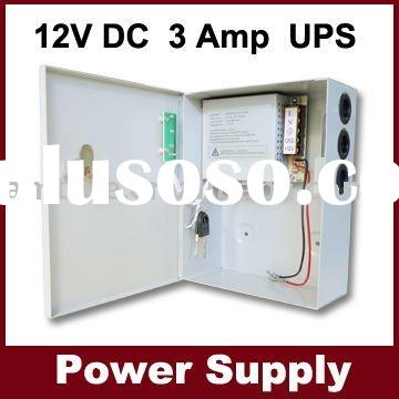 12V 3A battery back up---dc power supply