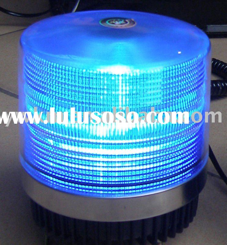12V blue police strobe beacon led lights