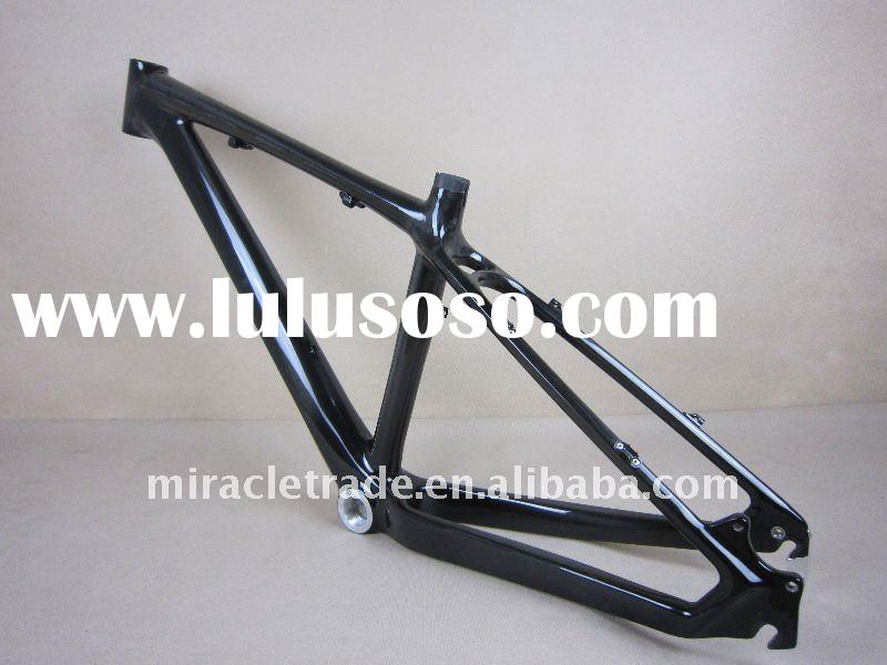 "15"" miracle hot sale New Full Carbon MONOCOQUE MTB Mountain Bike Frame . bicycle carbon frame ."