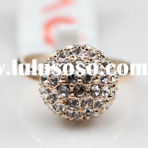 18K rings jewellery JR104