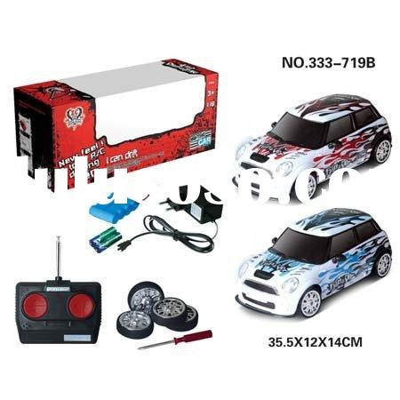 1:18 4WD Drift car,mini rc car, rc toy car, electric car