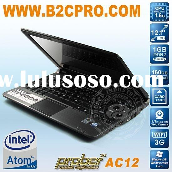1.6kg light 3G Wifi Cheap notebook/pc ! accept paypal