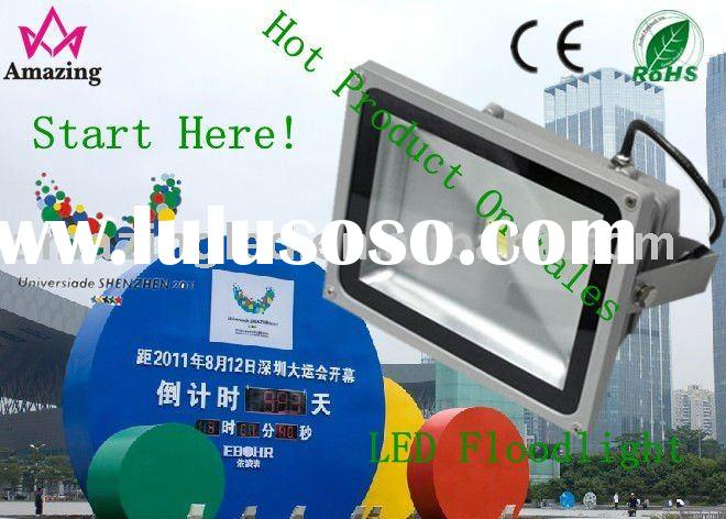 2011 Amazing 10 W high power led floodlight