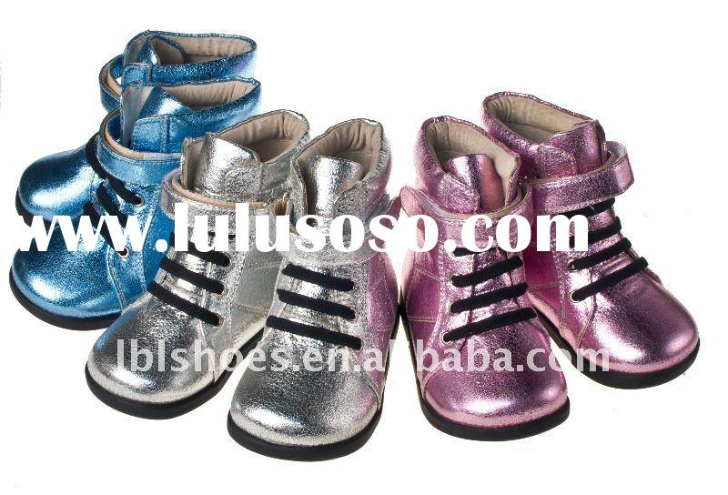 2011 New Winter design baby boots UI-C311BL/SL/PL, fashion and popular for Christmas