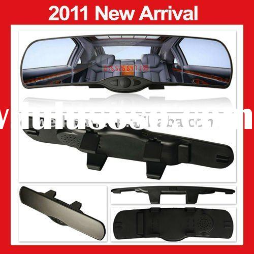 2011 Super Thin Bluetooth Car Kit Rear View Mirror