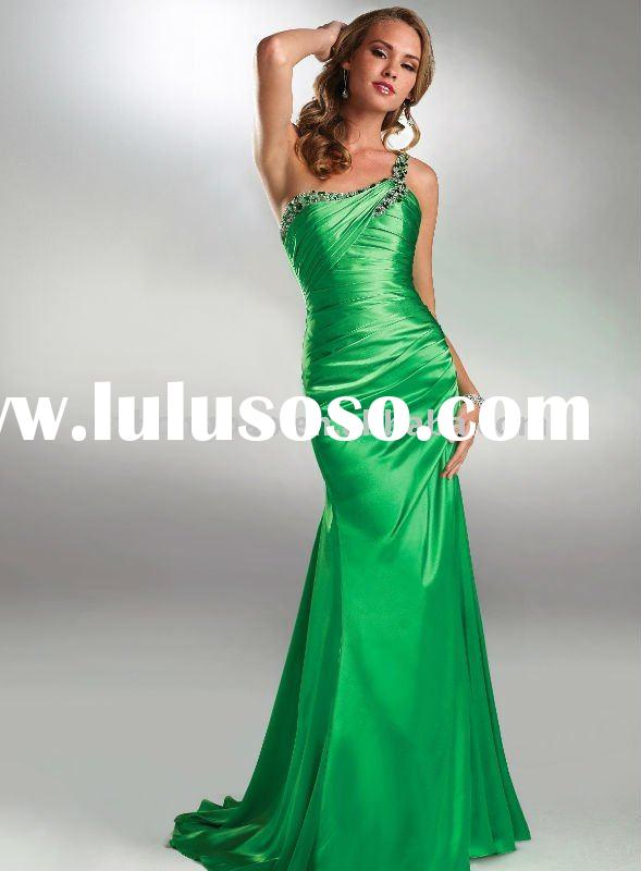 2011 fashion evening dress, terani, couture in Guangzhou star dresses, nice evening dresses