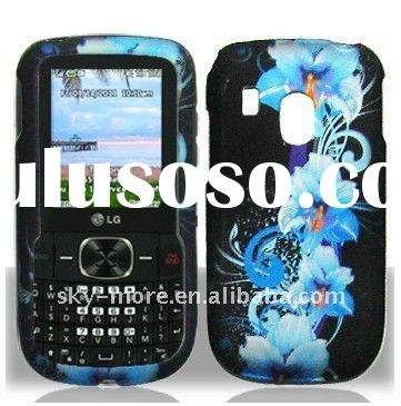 2011 new style designs cell phone cases for LG 500g