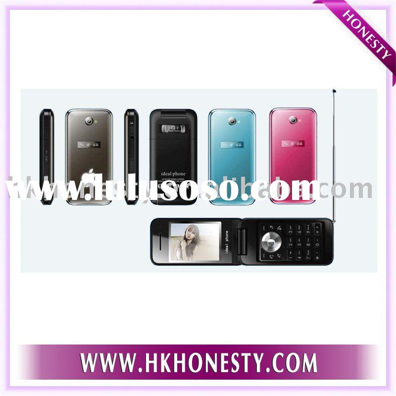 2011 newest cheap GSM mobile phone flip 2.2inch cellphone